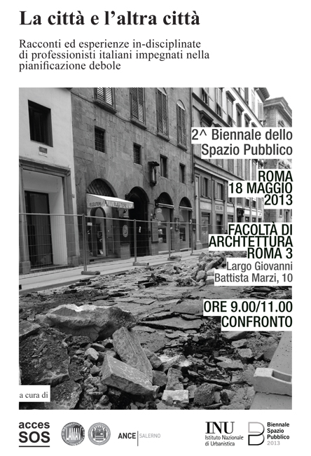 la città e l'altra città_BISP2013-flyer