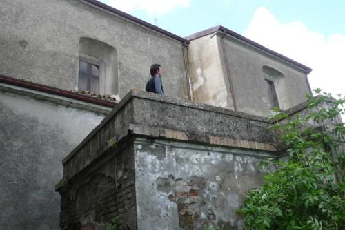 Sopralluogo di Fabrizio Prevedello a Guilmi, maggio 2013