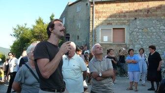 Fabrizio Prevedello racconta la sua opera, 2013