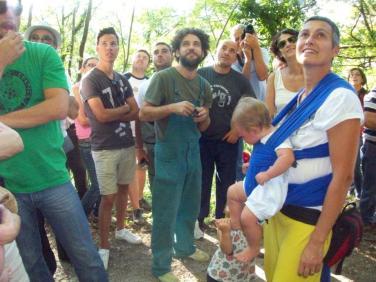 Presentazione pubblica di Luogo Comune, Emanuela Ascari, 2012