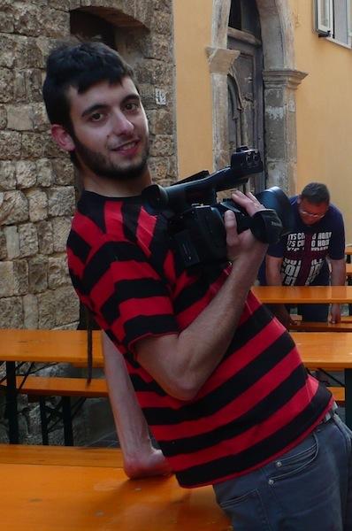 Paride di Nardo, il gappista cameramen