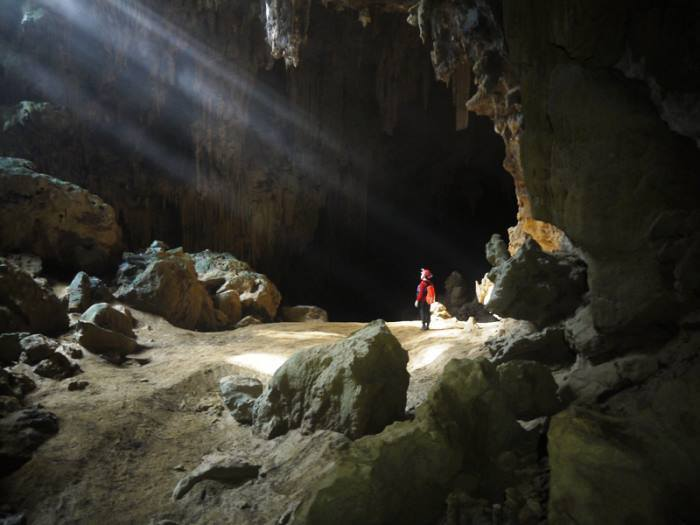 Alessandro Carboni, Extreme Environment Project: ietnam Tu Lan Caves Expedition, 2015