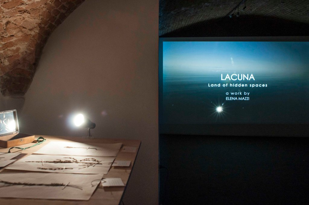 Elena Mazzi, Lacuna. Land of hidden spaces, video HD, 12' col. 2014