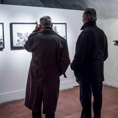 Tre mostre, inaugurazione. Photo credits: Alberto Antonio Foresta