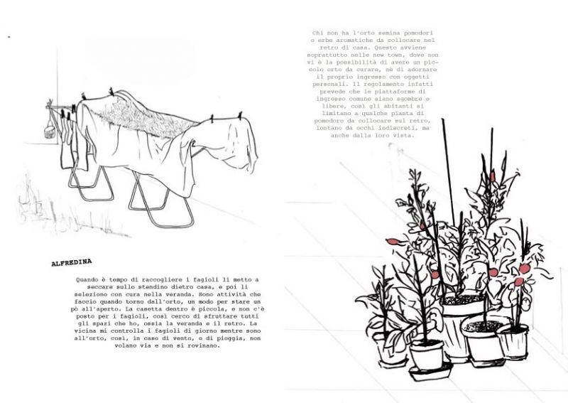 Villa Unda, L'AQUILA Italia, Libro d'artista, 2011. In collaborazione con associazioni e abitanti di Onna (AQ)