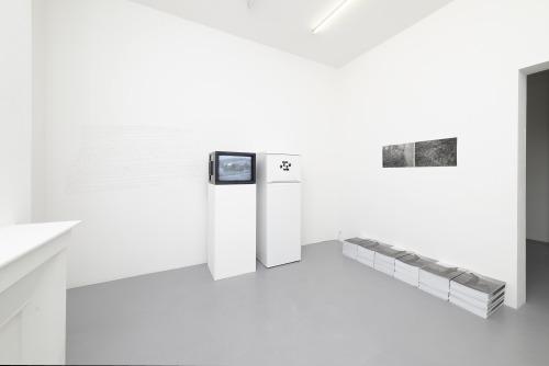 Juan Pablo Macias, WORD NOT TEXT NOT LAW, Galerie Michel Rein, Parigi ©Aurélien Mole