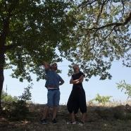 Federico Bacci ed Elena Mazzi, Avanzi, spot location © Andras Calamandrei
