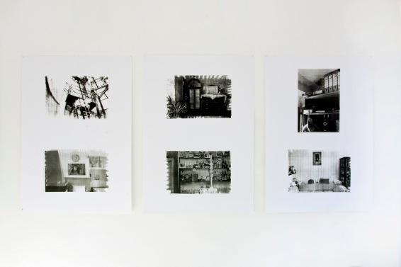 Cosimo Veneziano, mORALE, veduta parziale dell'istallazione. Galleria La Pietech, Guilmi. GuilmiArtProject 2017. Foto credits: Matilde Martino