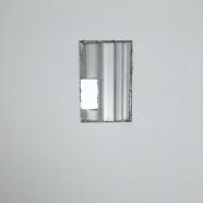 Fabrizio Prevedello, Colore, (201), 2017. Marmo, onice, piombo, cm 26,5x17,5x2
