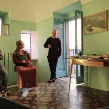 Studio visit con Filippo Leonardi